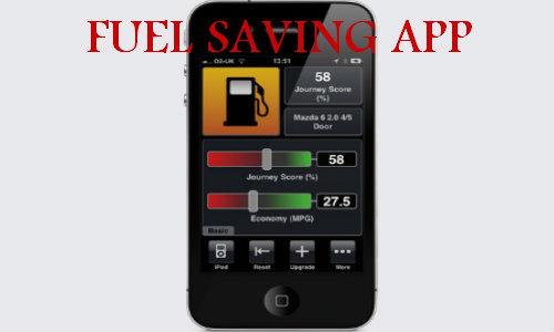 DriveGain: A petrol saving iOS app