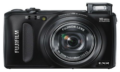 FUJIFILM FinePix F660 EXR camera for low light conditions