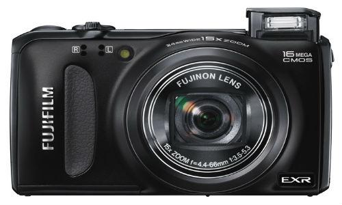 FUJIFILM FinePix F660 EXR camera for low light conditions