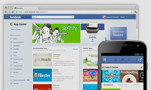 Facebook announces App Centre for social apps