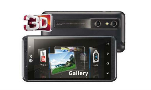 Get LG Optimus 3D at a discount of Rs 12,000