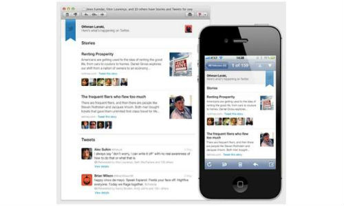 Get top stories from Twitter to your inbox
