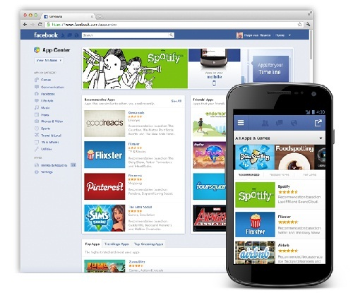 How to know the latest Facebook Apps?