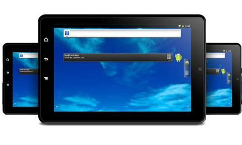 KloudPad Android 4 tablet with 3G debuts in India