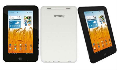 Kobian launches iXA Tab for Rs 3,999