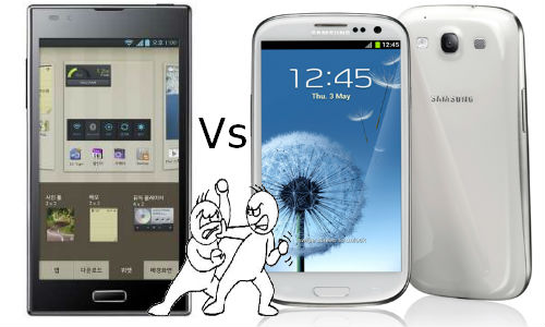 LG Optimus LTE2 will be stiff competitor to Samsung Galaxy S3