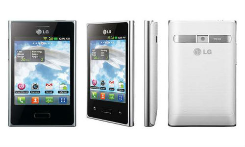 Pre-book LG Optimus L3 for Rs 7,949
