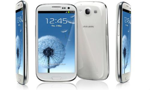 Pre-book Samsung Galaxy S3 in India