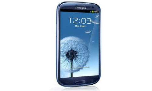 Reason for the delay of blue Samsung Galaxy S3