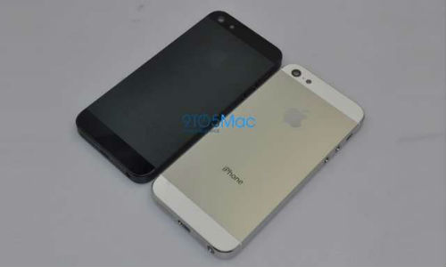 Rumor: Leaked images of Apple iPhone 5