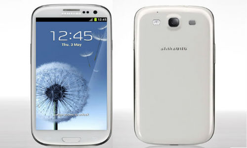Samsung launched the Galaxy S3