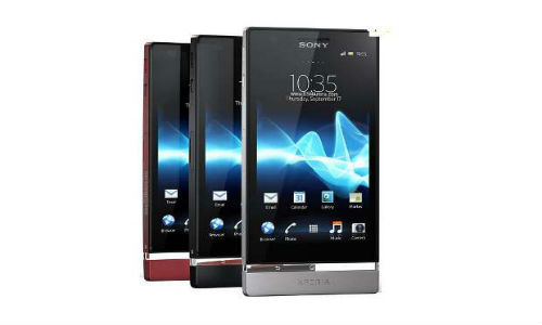Sony Xperia P to be launched soon