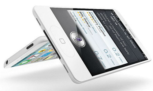 Sony to make displays for Apple iPhone 5