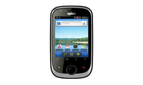 Spice to launch a 5 inch Android smartphone