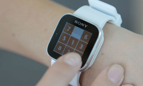 Sony SmartWatch receives update