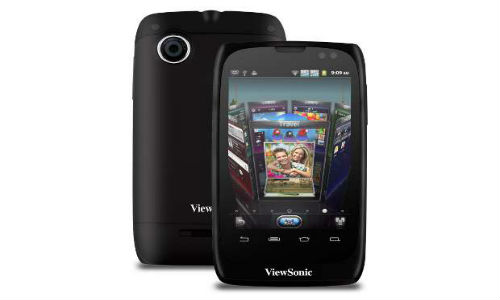 ViewSonic launches ViewPhone 3 for Rs 9,990