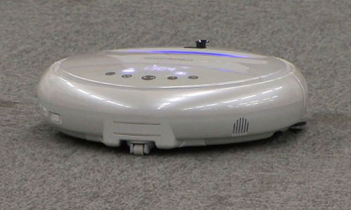 Want to clean your house? Just talk to this vacuum cleaner