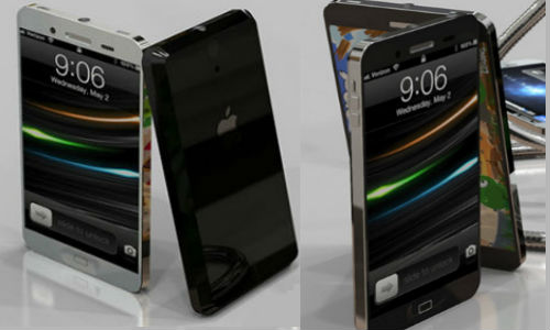 Will iPhone 5 look like this?