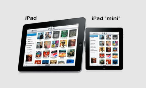 Will iPad Mini be the thinnest Apple tablet?