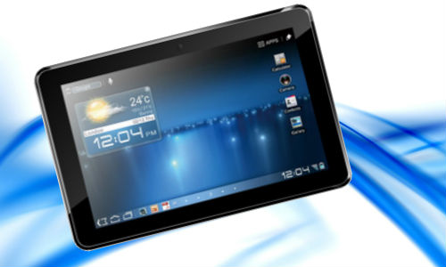 ZTE V96 tablet introduces in CTIA 2012 event