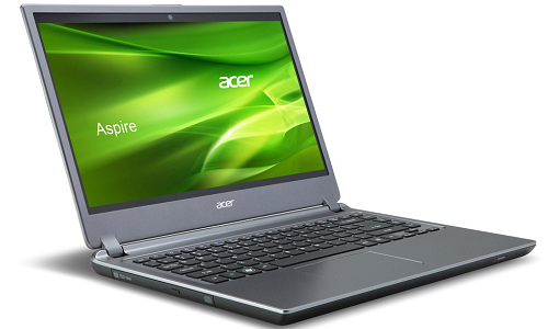 Acer launches Timeline series M5 ultrabook