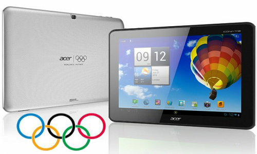 Olympics special Acer Iconia A510 review
