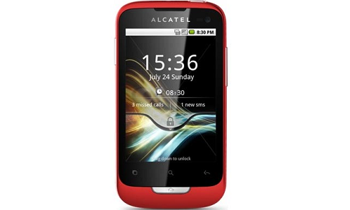 Alcatel One Touch OT-985D: Full specifications