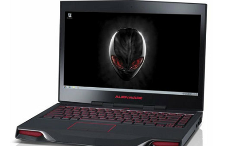 Alienware M14 X gaming laptop updated with Ivy bridge processors