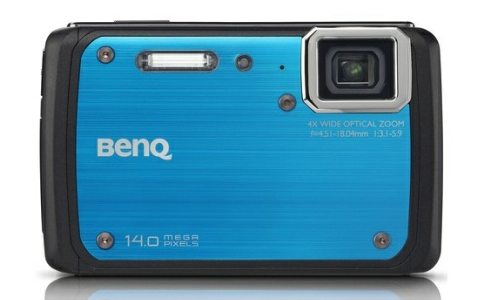 First waterproof camera from BenQ