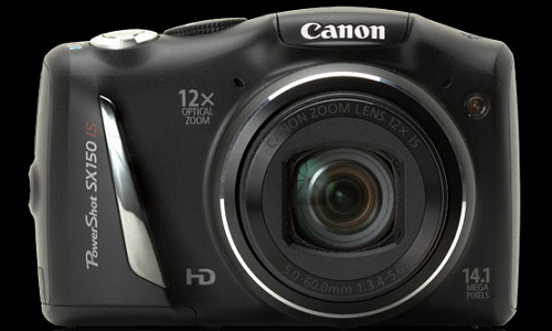 Canon Powershot SX 150 Review