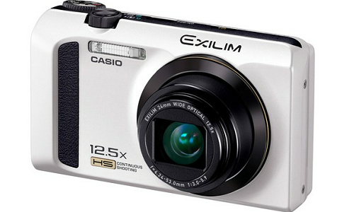Exilim EX ZR300 new high speed compact camera from Casio