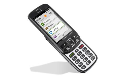 Doro PhoneEasy 740: new Android smartphone