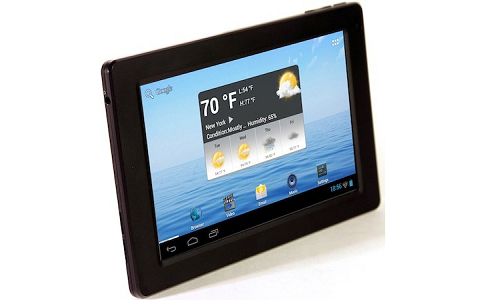 E-Fun launches Next 7S Android ICS tablet