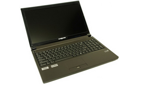 Eurocom Racer 2.0 laptop joins Ivy Bridge world