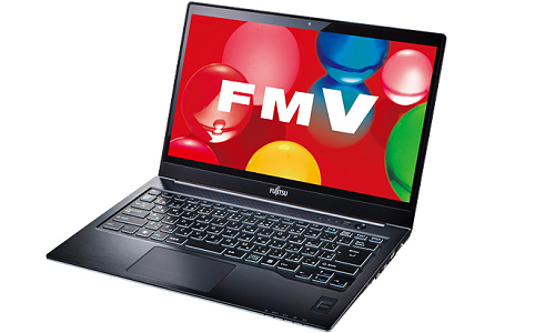 New Lifebook and Ultrabook models from Fujitsu unveiled