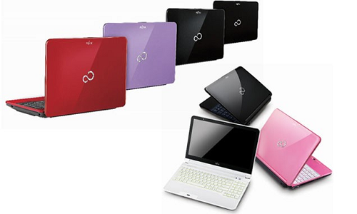Two new Lifebook Models from Fujitsu