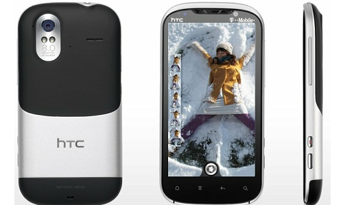 HTC Amaze 4G gets Android ICS update