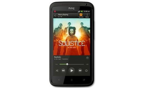 HTC Evita Android ICS phone preview