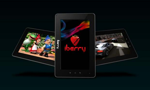 iBerry tablet gets Android ICS 4.0 update