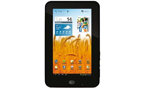 Kobian iXA Tab full specifications
