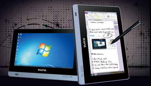 A premium Windows 7 tablet X11 from Kupa