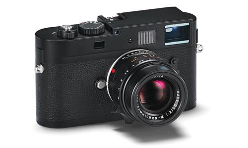 Leica M9 Monochrome, first black and white Digital Camera