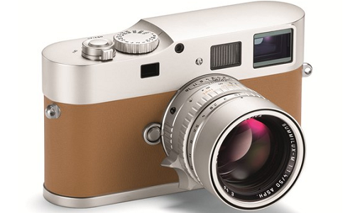 Leica M9-P limited edition full frame camera