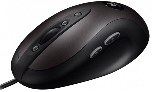 Logitech gaming mouse G400 review