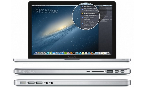 Apple to launch two Macbook with Ivy bridge processors