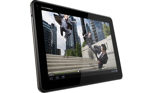 Motorola Xoom Family Edition tablet out in market