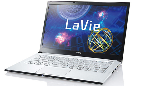 NEC announces 13.3 inch LaVie Z Ultrabook