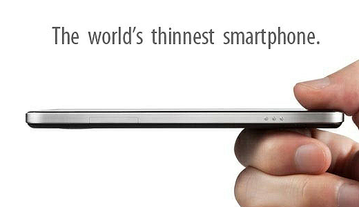 Finder, World's thinnest smartphone from Oppo
