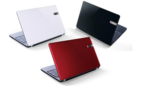 Ivy Bridge Powered Packard Bell EasyNote LV and TV laptops