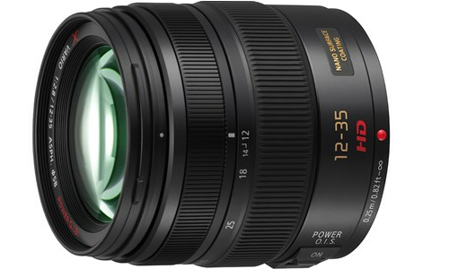 Panasonic launches new lens for Micro four thirds model camera